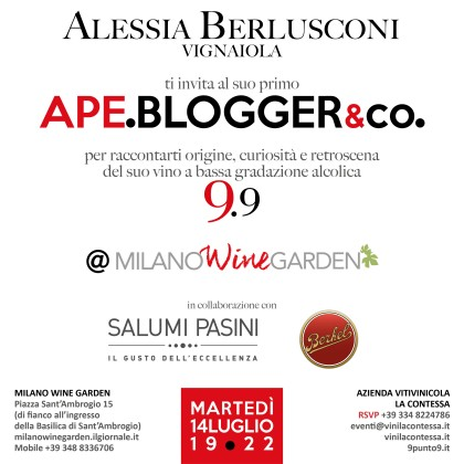 Invito APE.BLOGGER&Co